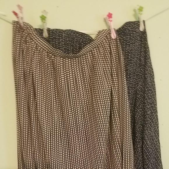 Pop Sugar Dresses & Skirts - Two Pleated Skirts XL